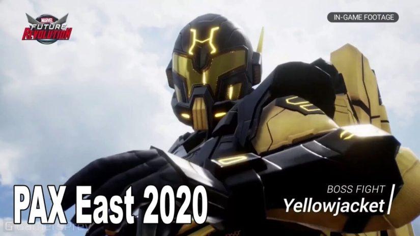 Jefe final YellowJacket