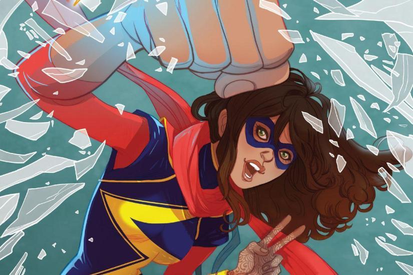 Ms Marvel Poderes
