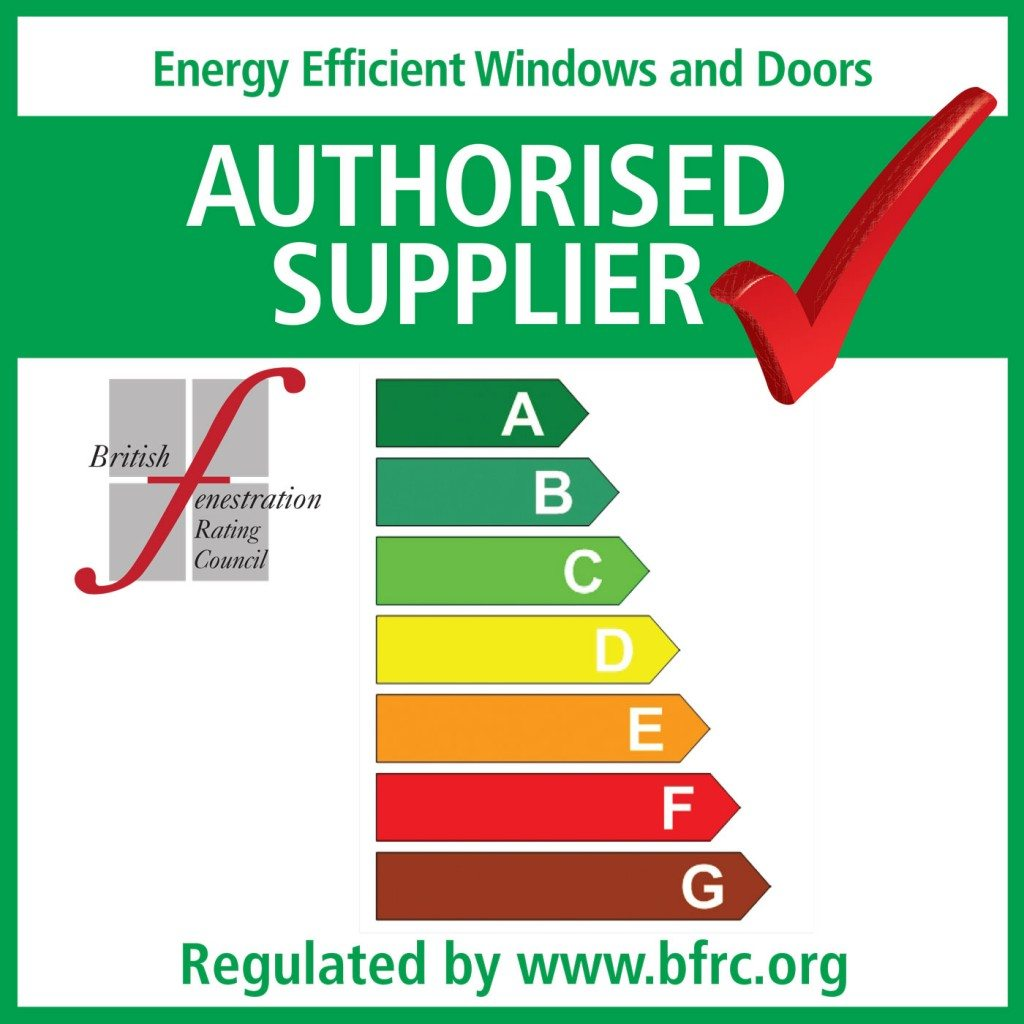 Energy efficiency accreditations accreditations windows for Super energy efficient windows