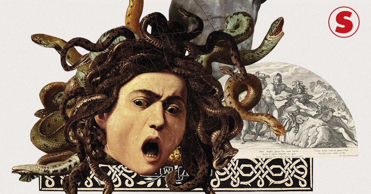 Três histórias da mitologia grega