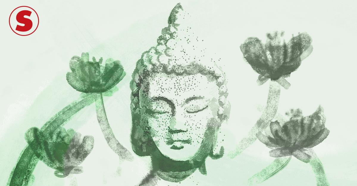 Como Sidarta Gautama se tornou Buda