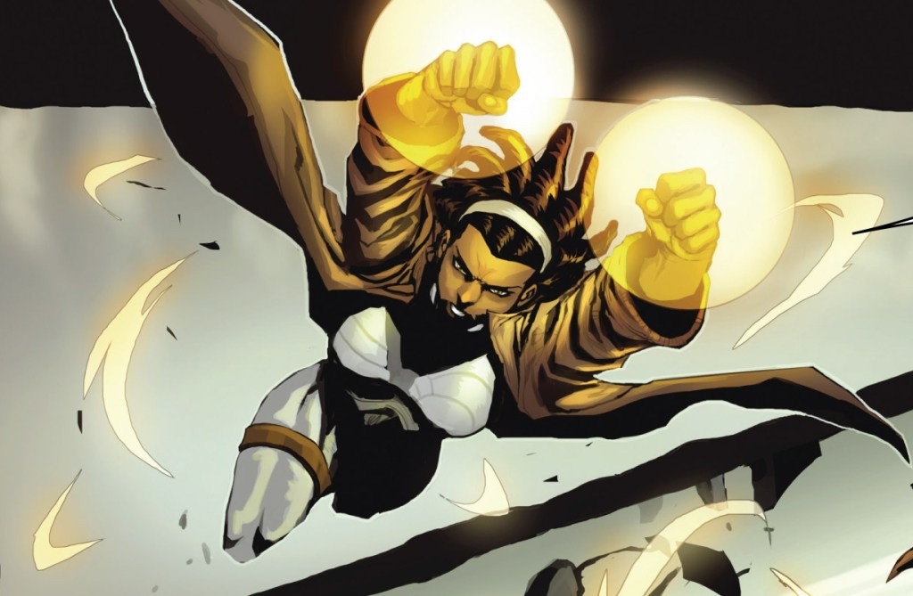 Superheroes for black girls to look up to - Monica Rambeau