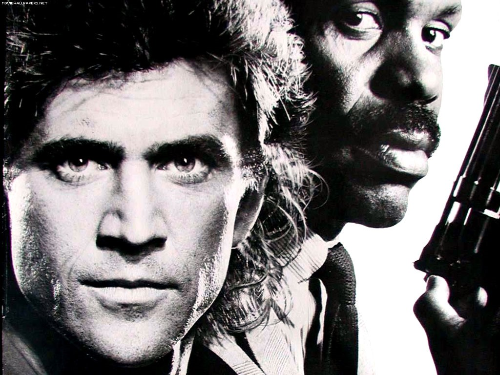 Lethal Weapon - Super. Black.