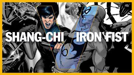 Shang-Chi Vs Iron Fist