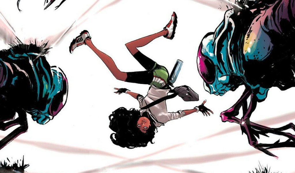 Superheroes for black girls to look up to -Willa Fowler