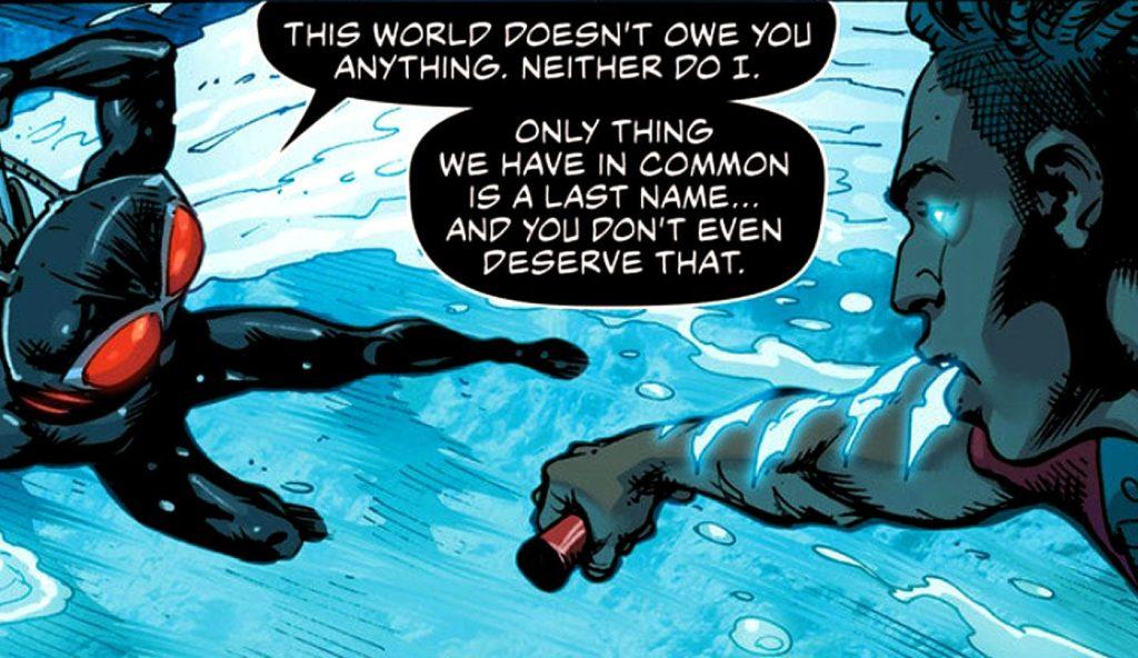 Super. Black. Reads. Aquaman #62