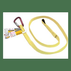 Web Lanyard 72inch Carabiner Loop End