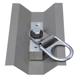 Swivel-D Anchor Corrugated Metal Roofing