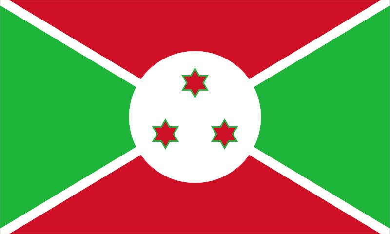 Free Vector Flag Of Burundi
