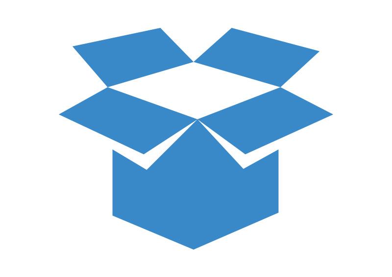 Blue Open Box Logo Wwwpixsharkcom Images Galleries