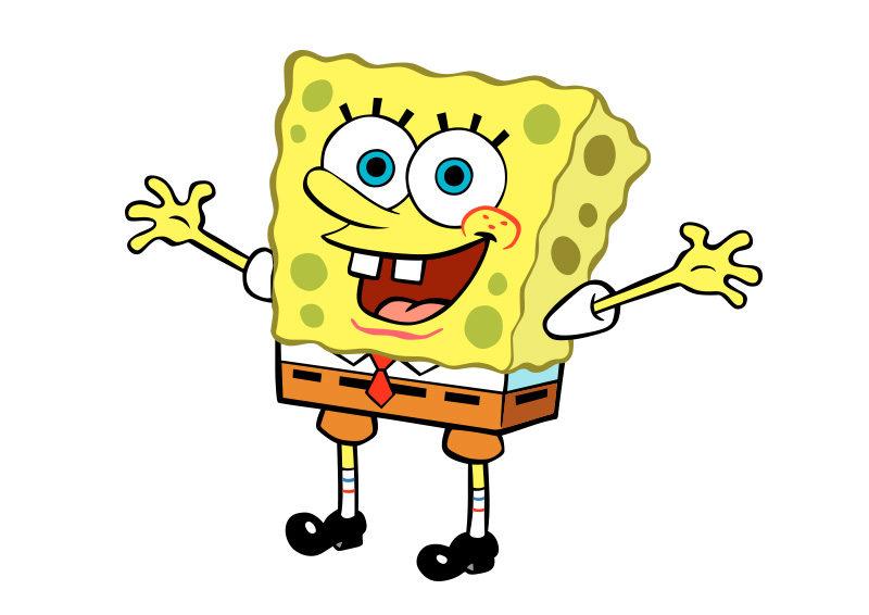 SpongeBob SquarePants Free Vector SuperAwesomeVectors
