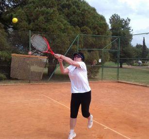 Majka tenis