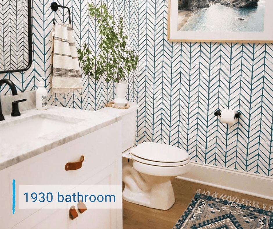 1930 bathroom bathroom ideas