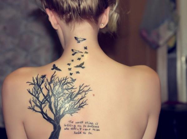 dojenje i tetoviranje