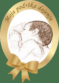 logo moja podrska dojenju