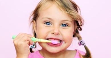 zdravi zubi dece