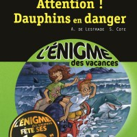 BooK en Ligne.(17) Menace sur Madagascar, Attention dauphins en danger.
