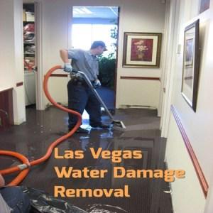 Las Vegas Water Damage Removal