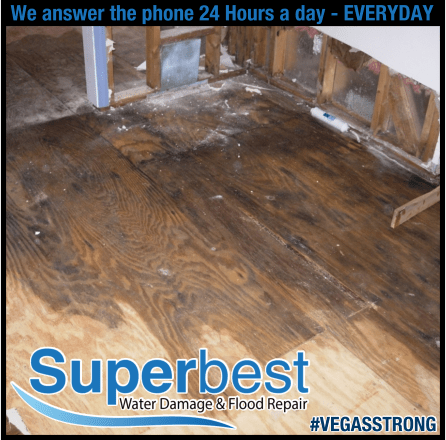 water damage las vegas NV 31