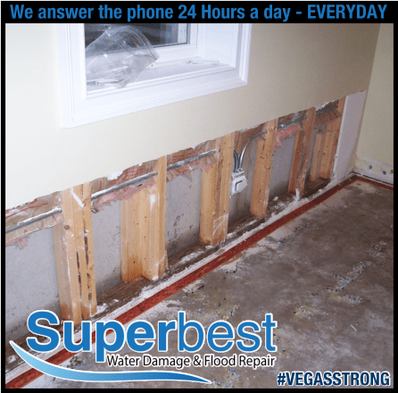 water damage las vegas NV 42