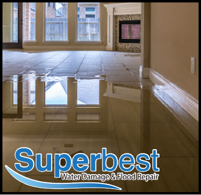 water damage las vegas restoration company Superbest Flood Repair 35