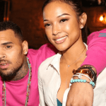 Karrueche Tran's Temporary Restraining Order papers served to Chris Brown