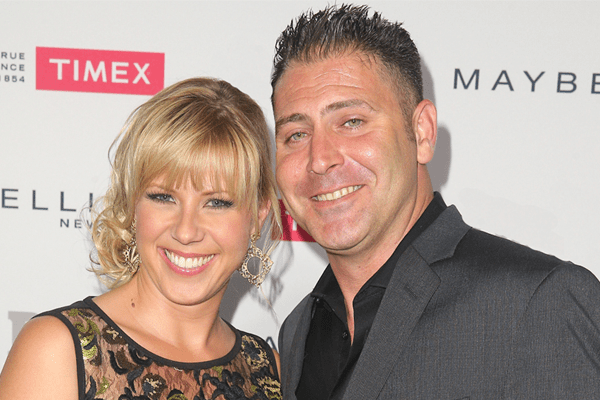 Imprisoned! Jodie Sweetin's Ex-finace Hodak sentenced to 6 years imprisonment!
