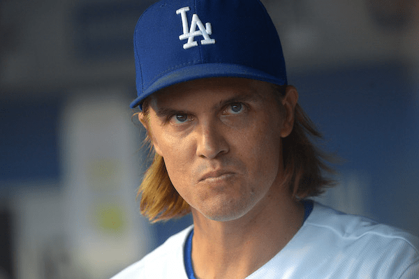 Zack Greinke Net Worth, Social Anxiety, Marriage, Son, Awards and Net Worth