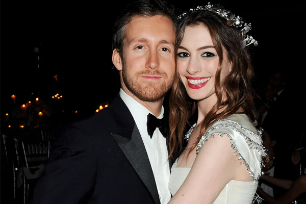 Anne Hathaway's prediction that she'd marry hubby Adam even before the first date came true