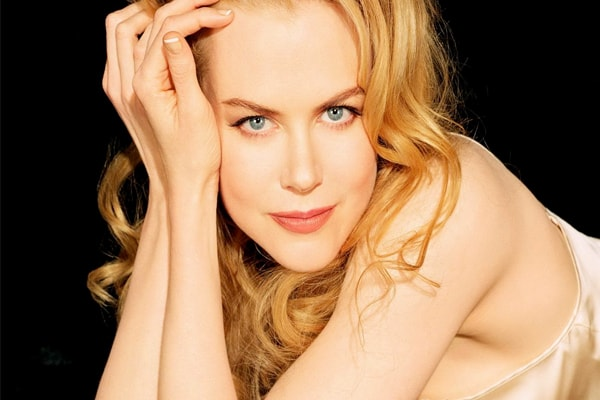 Nicole Kidman's beauty tips includes love and exercise