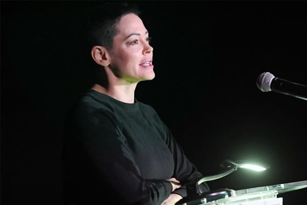 Rose McGowan calls out A-listers to speak up on the Harvey Weinstein misconduct