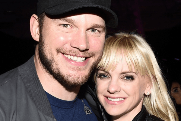 OMG! Chris Pratt and Anna Farris filed a divorce!