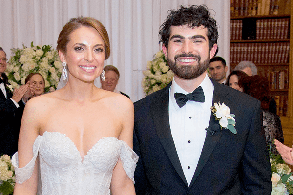 Former View Star Jedediah Bila Married Fiance Jeremy Scher