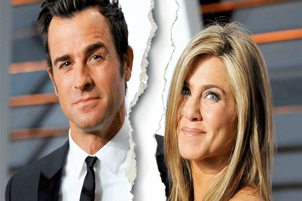 Jennifer Aniston and Justin Theroux have Separated | Married for Nearly three years