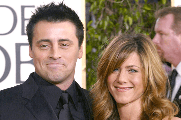 Matt LeBlanc on Jennifer Aniston and Justin Theroux split | I'm sure she's doing OK
