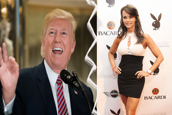 Karen McDougal is the New Girl in Trump's Alleged Affairs and Hush Money