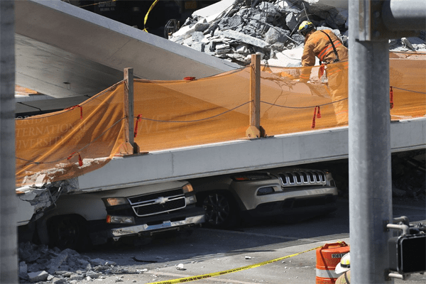 Four Dead in Florida International University Bridge Collapse