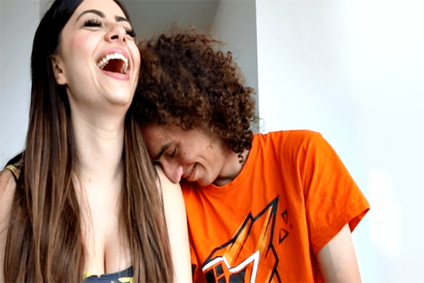YouTuber Azzyland and Boyfriend Kwebbelkop in Love Since 2016