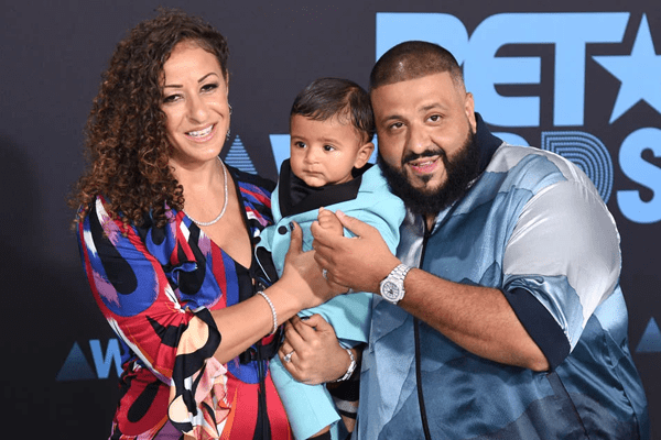 DJ Khaled Wife's Nicole Tuck is Annoyed Again and Again and Recorded