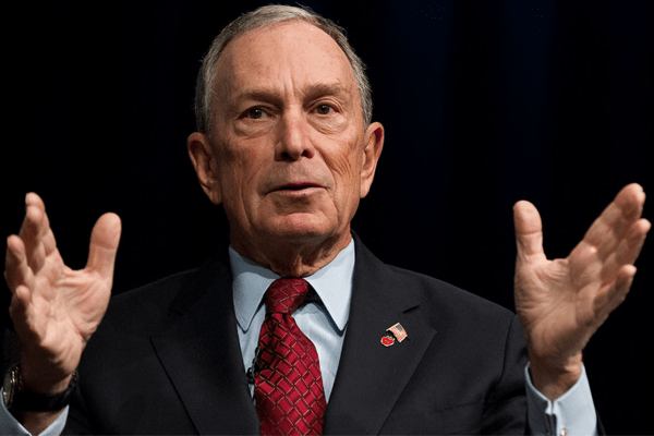 Why Would Michael Bloomberg pay $4.5 million for Paris Climate Agreement?
