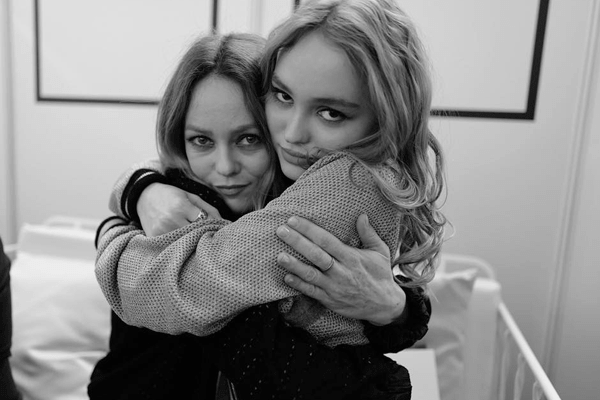 Lily-Rose Depp's Mother Vanessa Paradis' is like a Friend to Her. Their Relationship Details