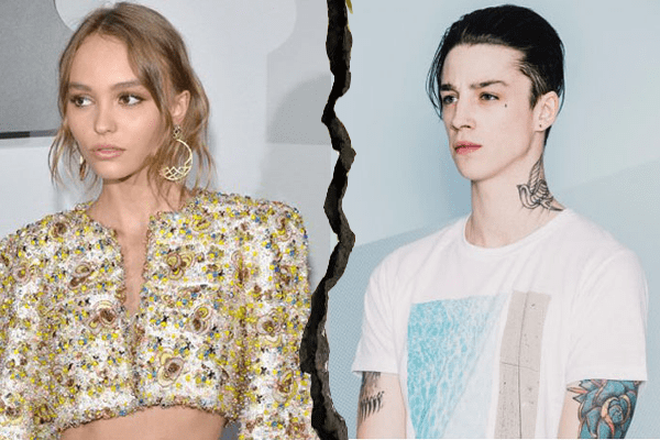 Why Ash Stymest's Girlfriend Lily-Rose Depp decided to Quit? Ash has an Ex-Wife and Daughter