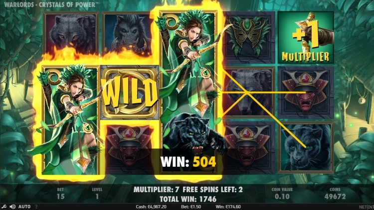 warlords-crystals-of-power-slot review