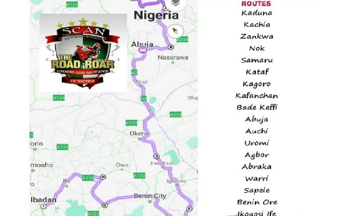 SCAN | Superbiker Clubs Association of Nigeria