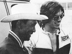 Keith with the legendary Pops Yoshimura in 1975