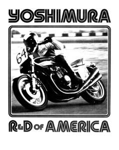 1976 riding for Yoshimura