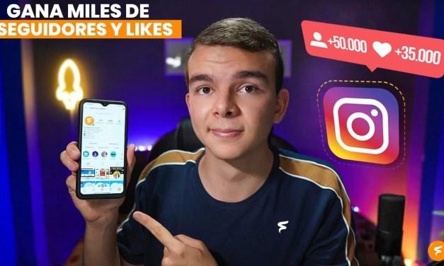 ✅ Como Conseguir 2.000 SEGUIDORES RÁPIDO al día en Instagram | GRATIS 2021