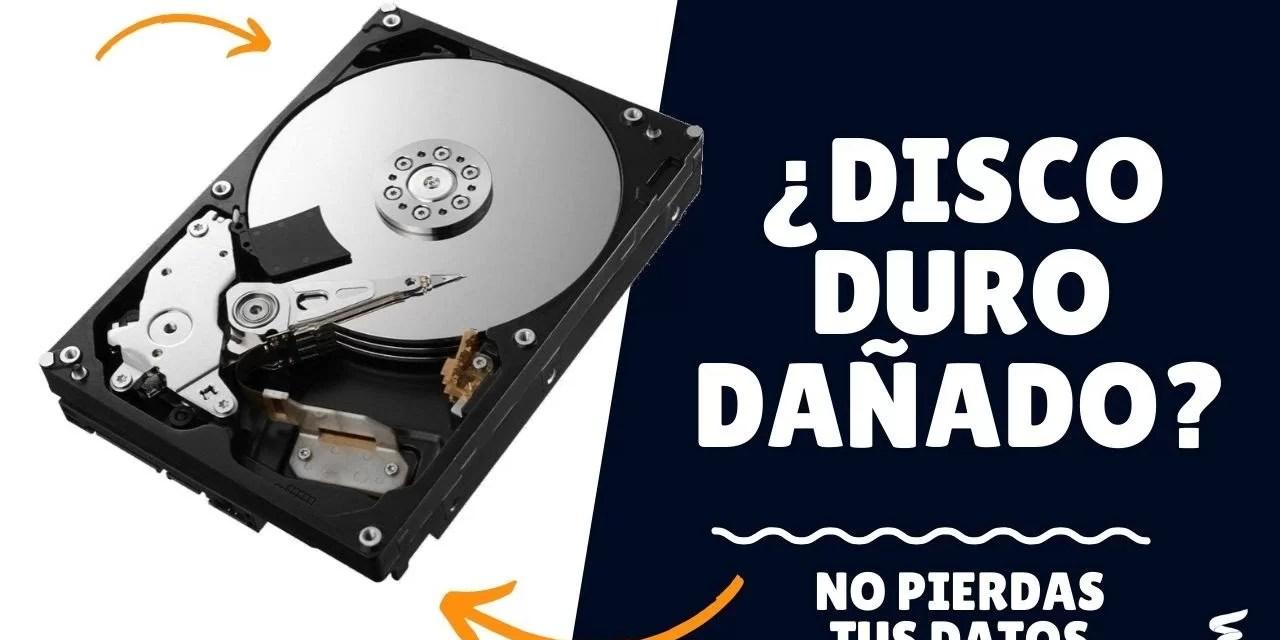 ✅¿Como saber si mi Disco duro esta dañado? 2021   HDD y SSD