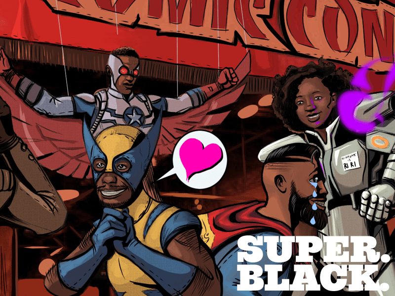Blackification 101: All New Black Characters