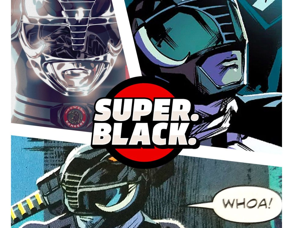 Black Ranger - Super. Black.